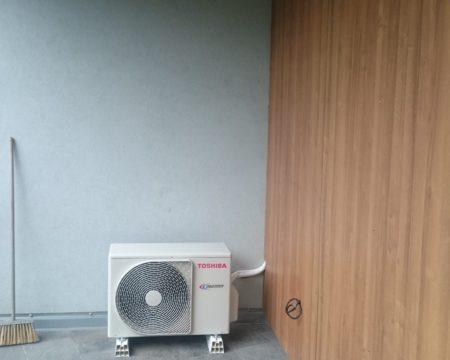 Dodávka a montáž nástěnné klimatizační jednotky