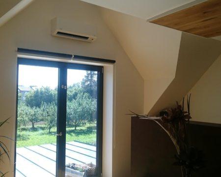 Dodání a montáž klimatizační jednotky