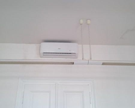 Dodávka a montáž klimatizačních jednotek