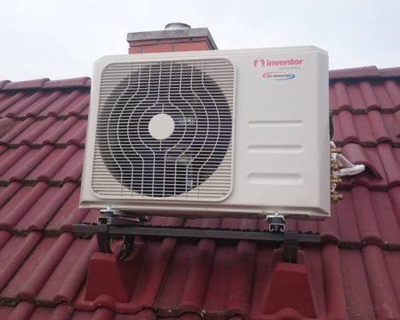Dodávka a montáž klimatizační jednotky